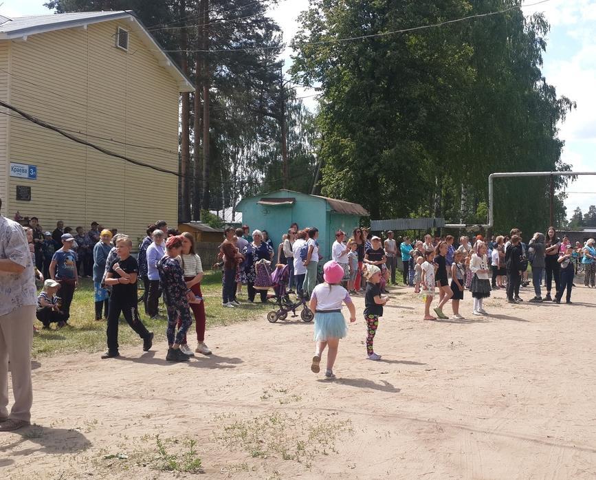 Жители Каринторфа отпраздновали день рождения микрорайона