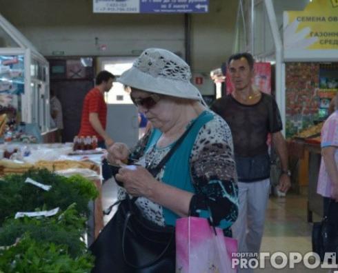В 2020 году каждый кировчанин потратил в среднем 69 тысяч рублей на продукты