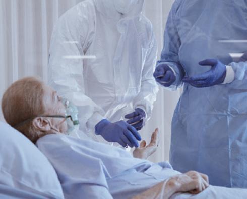 В Кировской области 93 человека находятся в тяжелом состоянии с коронавирусом