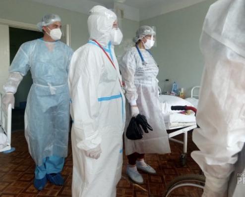 Известно, сколько чепчан заразились коронавирусом за выходные