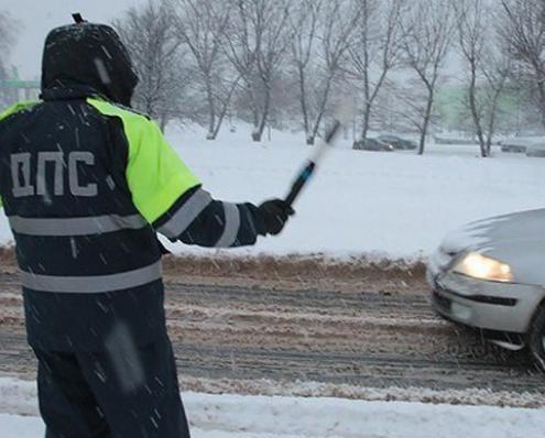 В Кирово-Чепецке водителей будут останавливать на дорогах 20 февраля