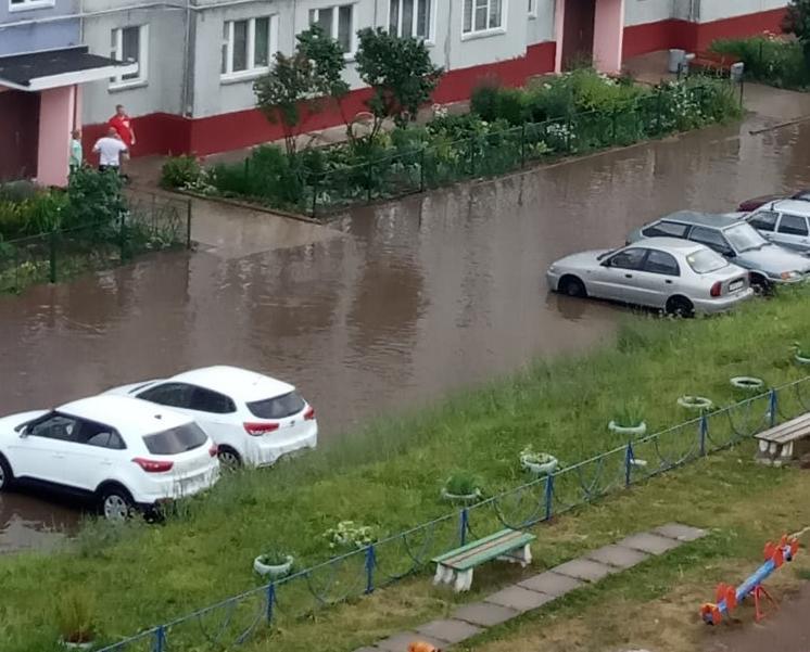 В Кирово-Чепецке пройдут масштабные работы по очистке ливневок