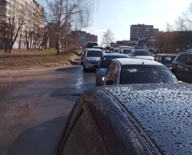 В ГИБДД рассказали, сколько автомобилей в Кирово-Чепецке