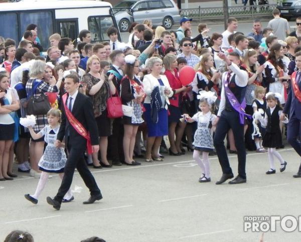 Власти рассказали, в каком формате пройдут выпускные в Кировской области