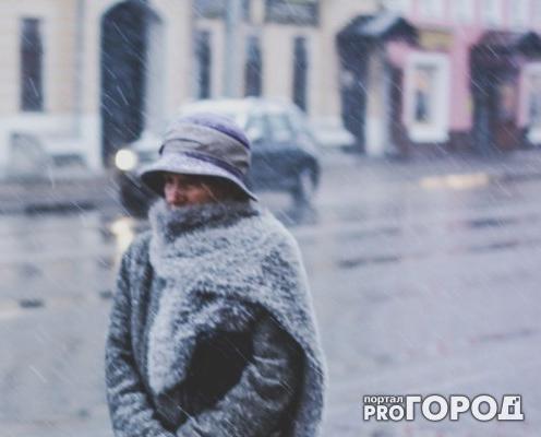В Кировской области объявлено метеопредупреждение из-за штормового ветра