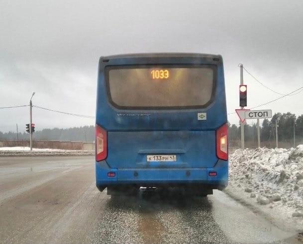 В Кирово-Чепецке накажут кондуктора, высадившего подростка из автобуса на трассе в мороз