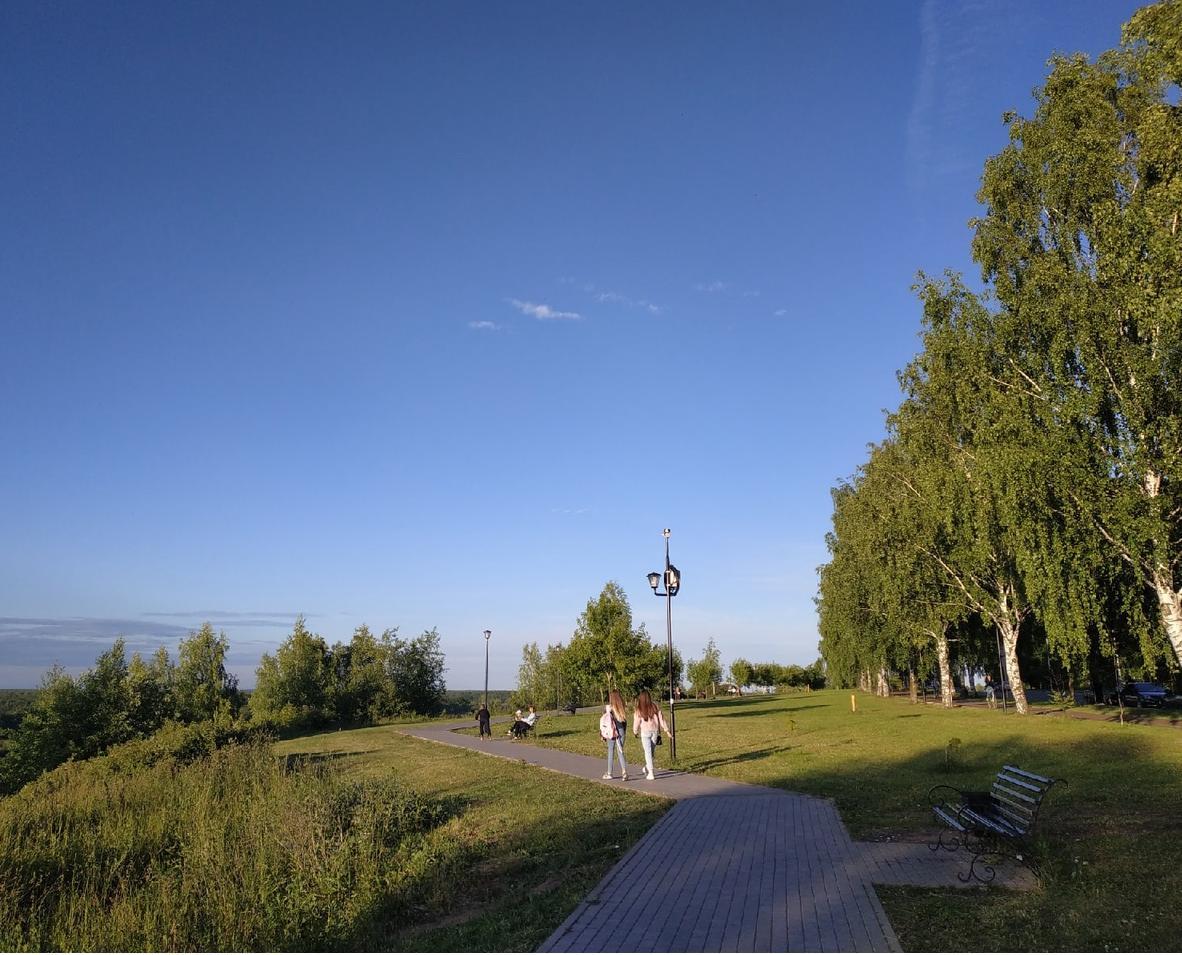 +25 и солнце: в выходные, 5 и 6 июня, погода порадует чепчан