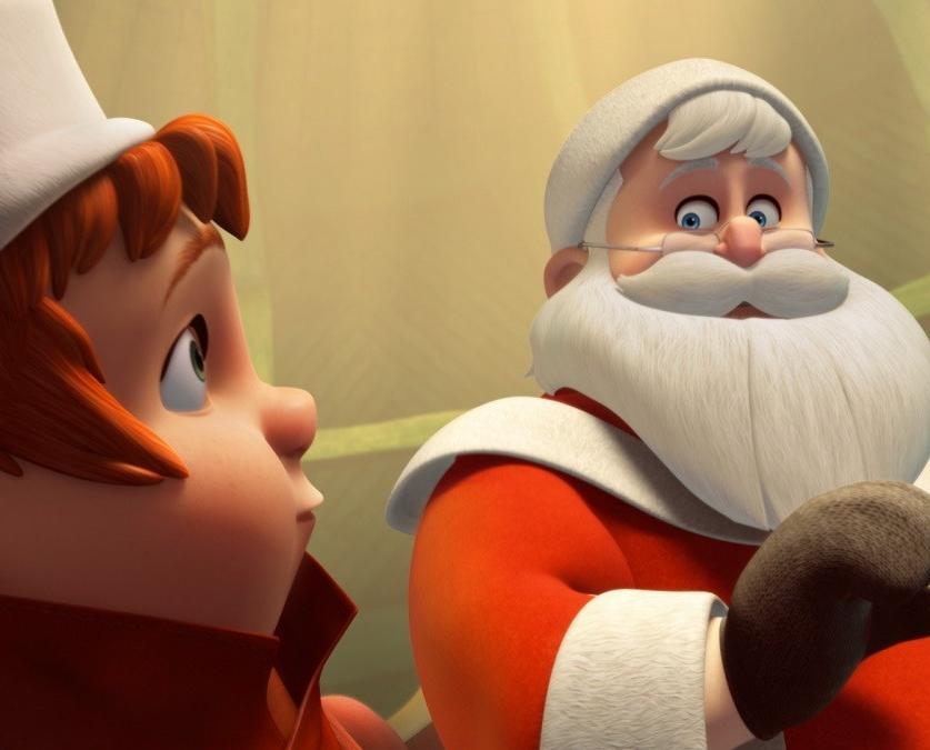 Топ-5 мультфильмов, которые создадут новогоднее настроение