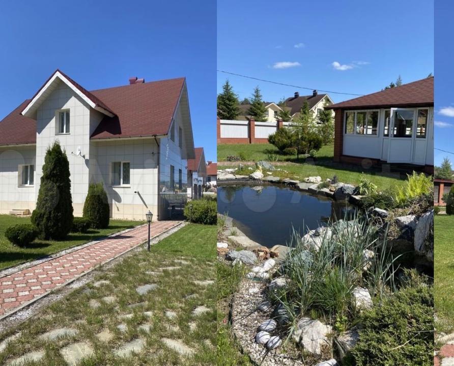 В Чепецком районе продается дом за 40 миллионов рублей