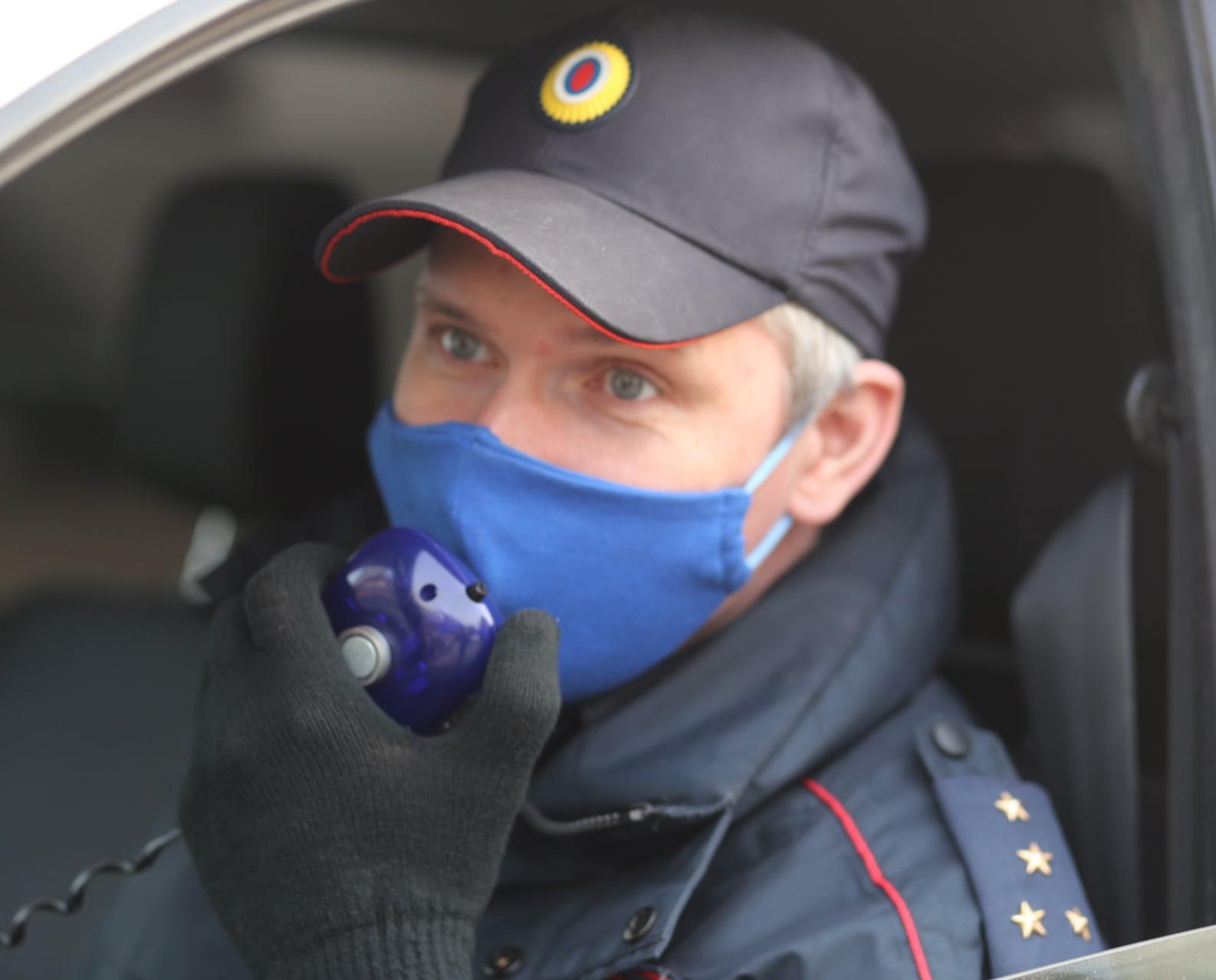 Чепецким водителям вновь напомнят о безопасности на дорогах