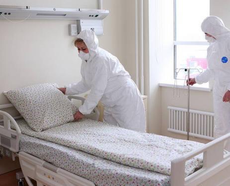 В минздраве озвучили суточный прирост зараженных коронавирусом в Кировской области