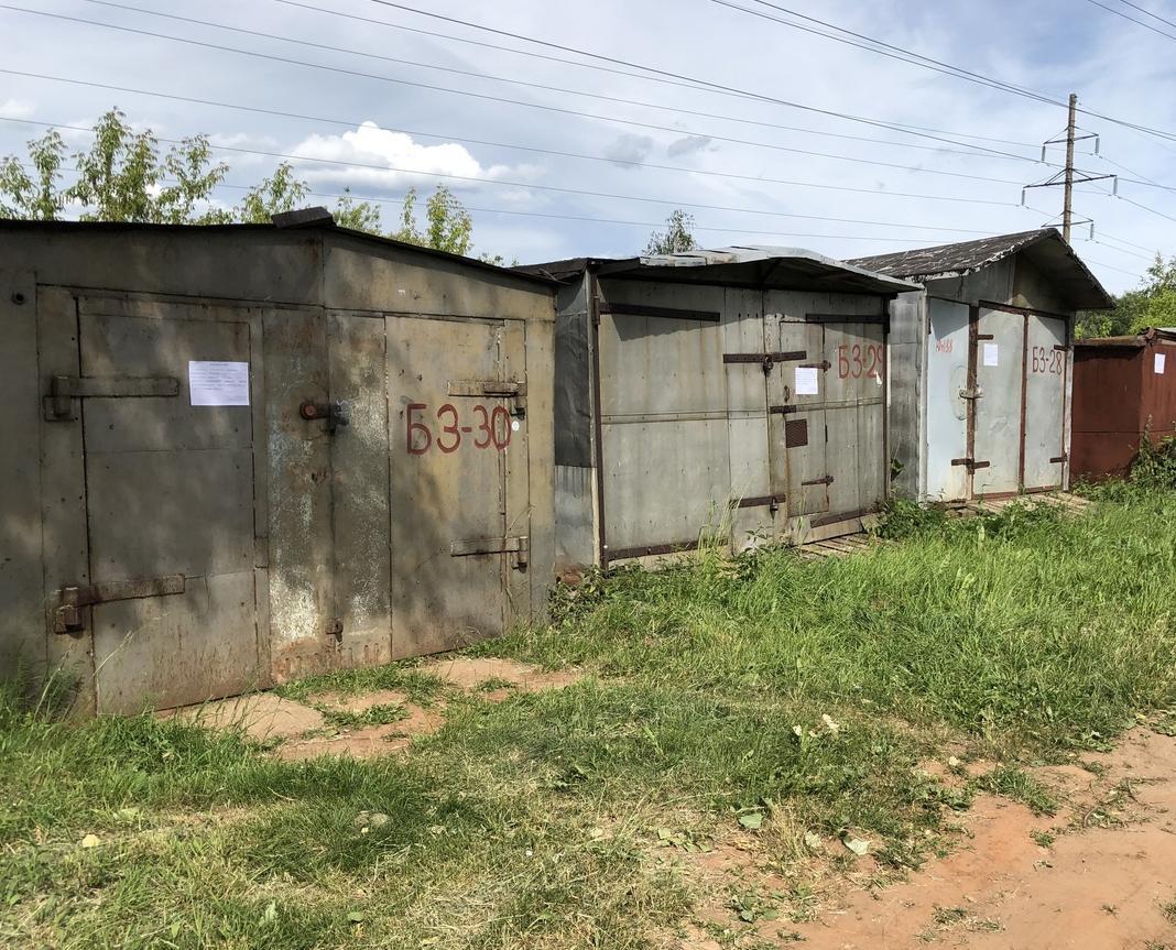 Стало известно, какие гаражи снесут в Кирово-Чепецке