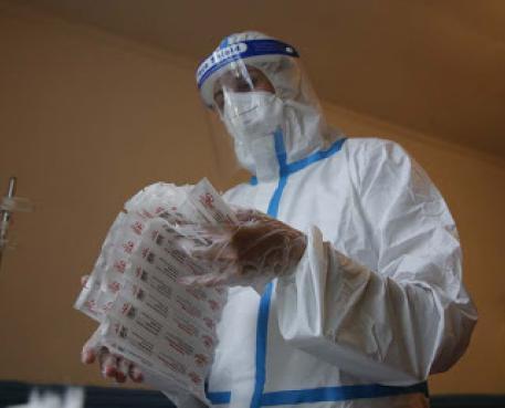 За сутки 115 человек в Кировской области заразились COVID-19