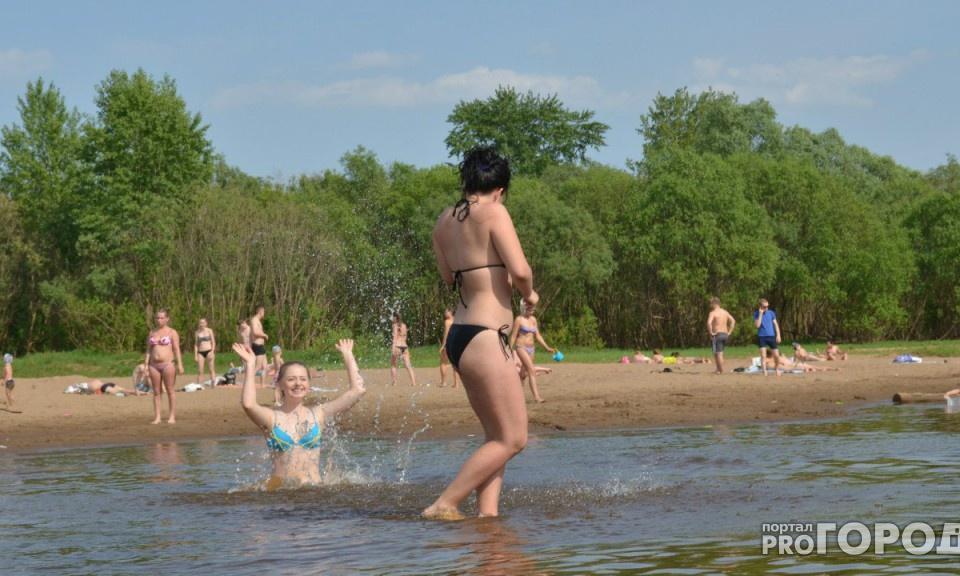 Прогноз погоды: в Кирово-Чепецке ожидается теплая погода и грозы