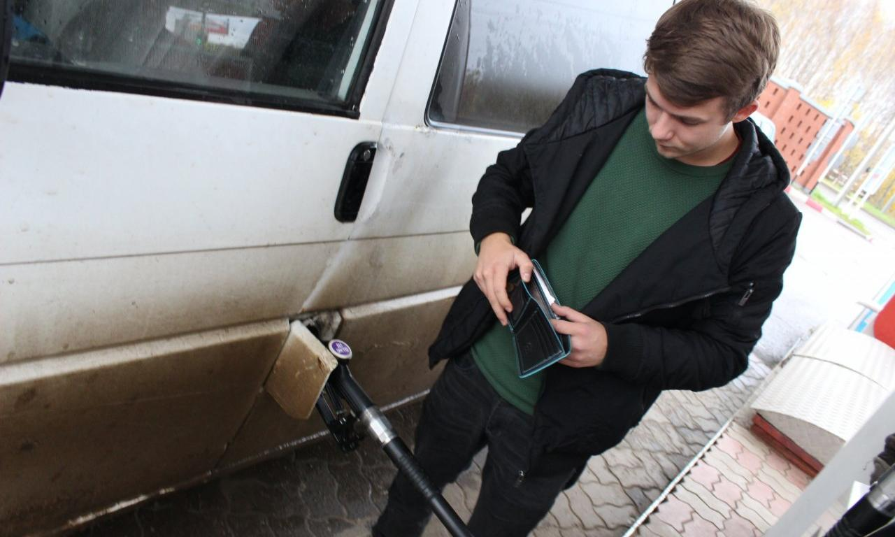 В Кирово-Чепецке дизельное топливо будет стоить не меньше 55 рублей за литр