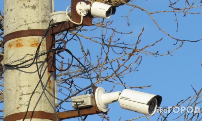 На улице 60 лет Октября в Чепецке  установят камеры видеонаблюдения