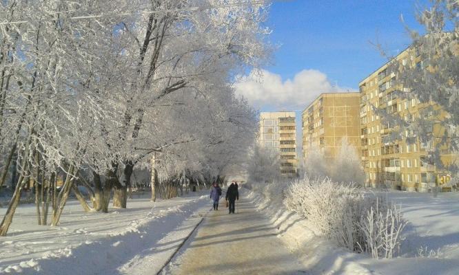 В Кировской области закончились 30-градусные морозы