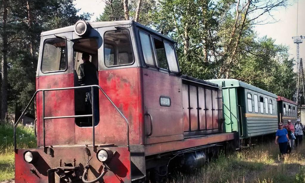 В Кирово-Чепецком районе из-за ремонта узкоколейки изменится расписание поездов
