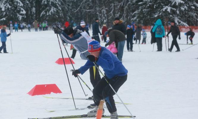 В Чепецке пройдут лыжные гонки: как записаться на мероприятие