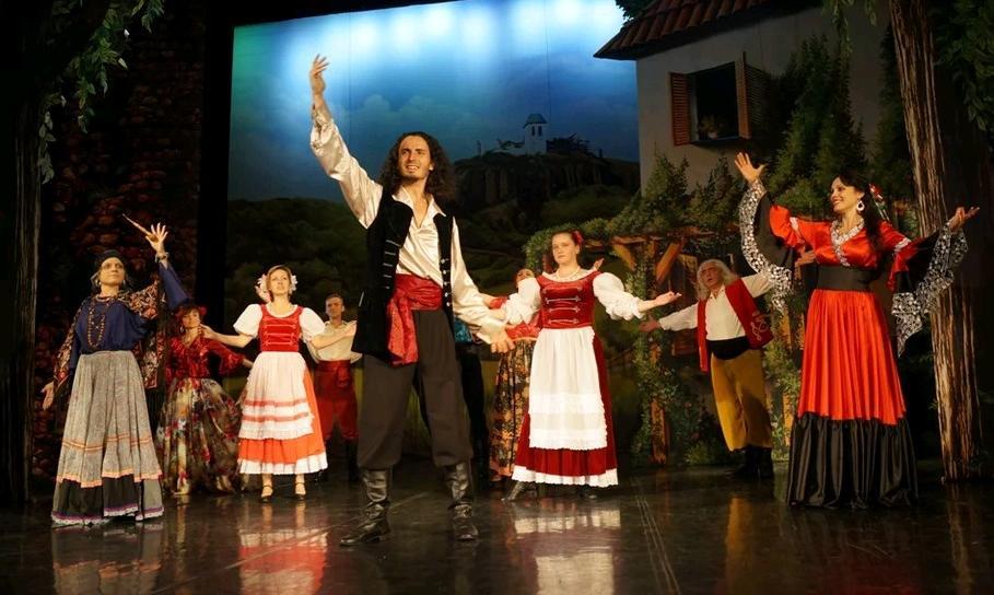 В Чепецке состоялась премьера спектакля с мировой известностью
