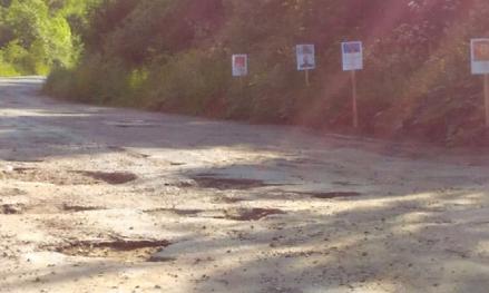 На ремонт  дороги в Чепецком районе выделена рекордная сумма