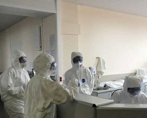 238 новых случаев заражения COVID-19 за сутки: статистика Кировской области