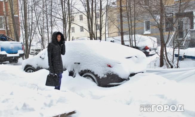 До 30 сантиметров снега: синоптик рассказал о погоде на неделе в Кировской области