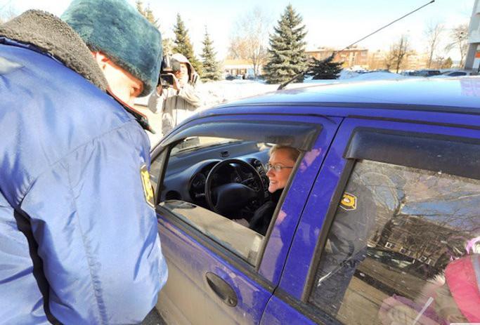 Автоинспекторы Чепецка проведут массовые проверки водителей и пешеходов