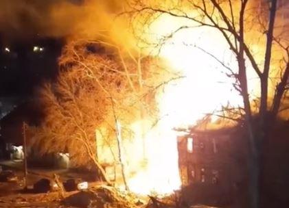 За выходные в Кировской области произошли 54 пожара