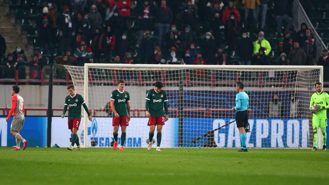 Определены восемь участников плей-офф Лиги чемпионов. У россиян нет шансов