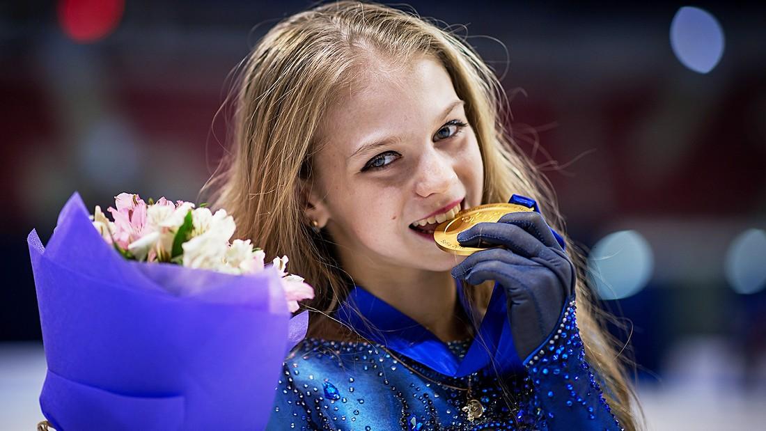 Аналитики считают, что шансы Трусовой победить на Олимпиаде-2022 возросли