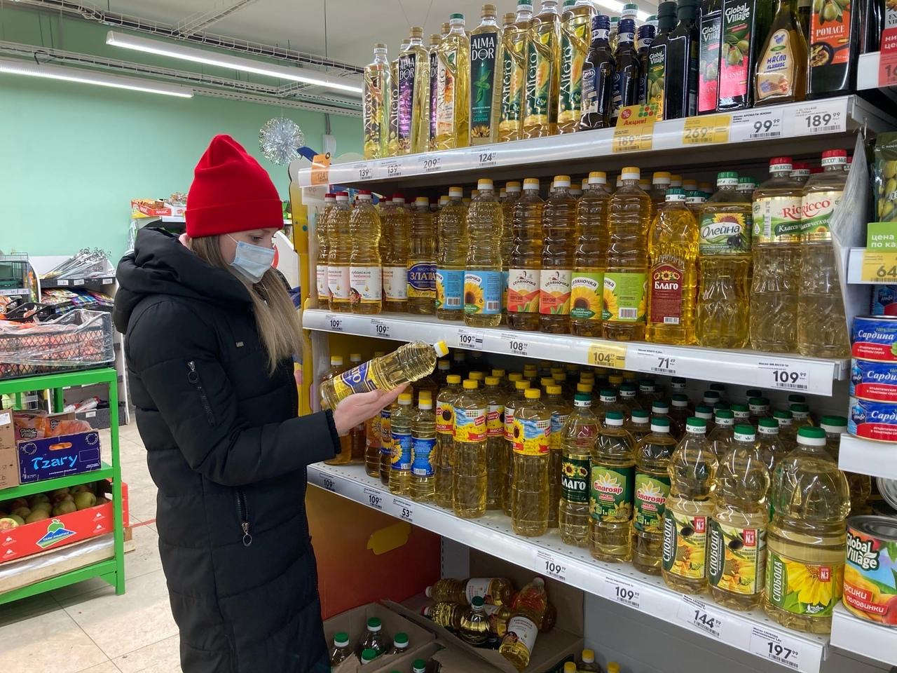 В Кировской области цены на продукты выросли сильнее, чем в среднем по России