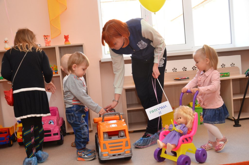 Новые группы для детей сотрудников ЗМУ КЧХК