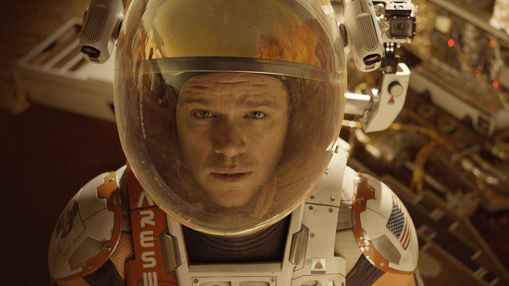 """Топ кино на выходные: """"Марсианин"""" и """"Путешествие в Нэтландию"""""""