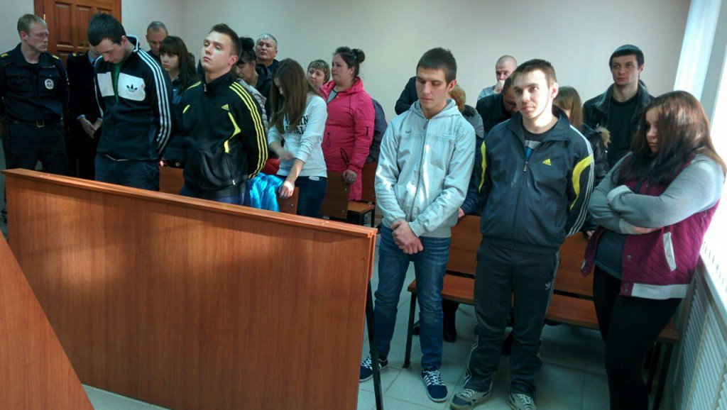 В Кирове осудили банду наркоторговцев