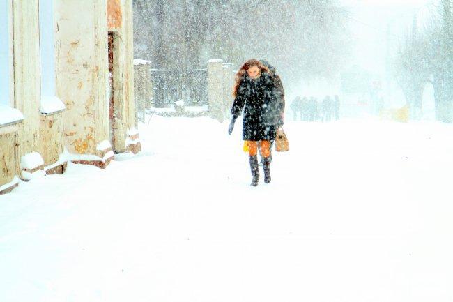 В Кировской области прогнозируют обильные снегопады