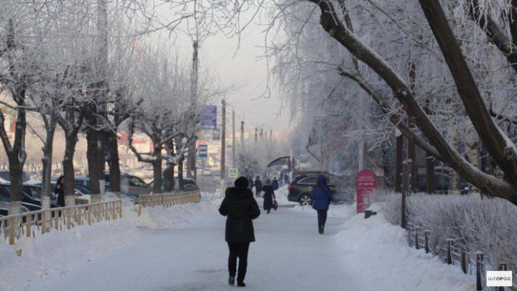 Погода в Кирово-Чепецке: предстоящая неделя будет морозной