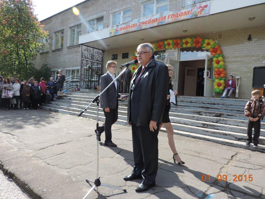 Кирово-Чепецкая гимназия №1 стала одной из самых красивых школ области