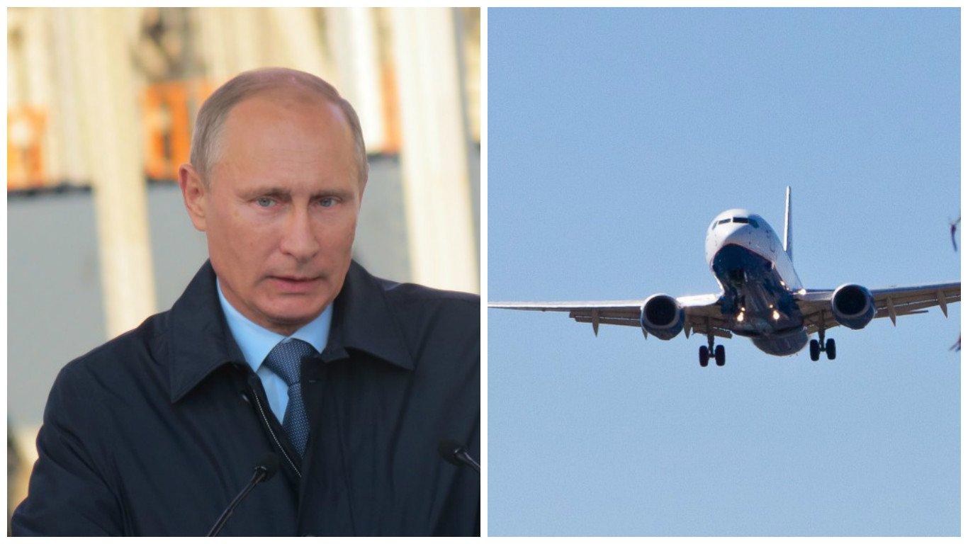Путин поручил найти и покарать виновных в крушении А321