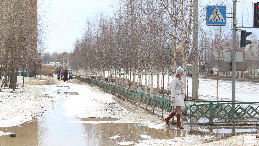На следующей неделе в Кировской области потеплеет до +6