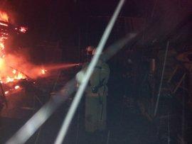 В Кирово-Чепецком районе сгорела квартира: пострадала женщина