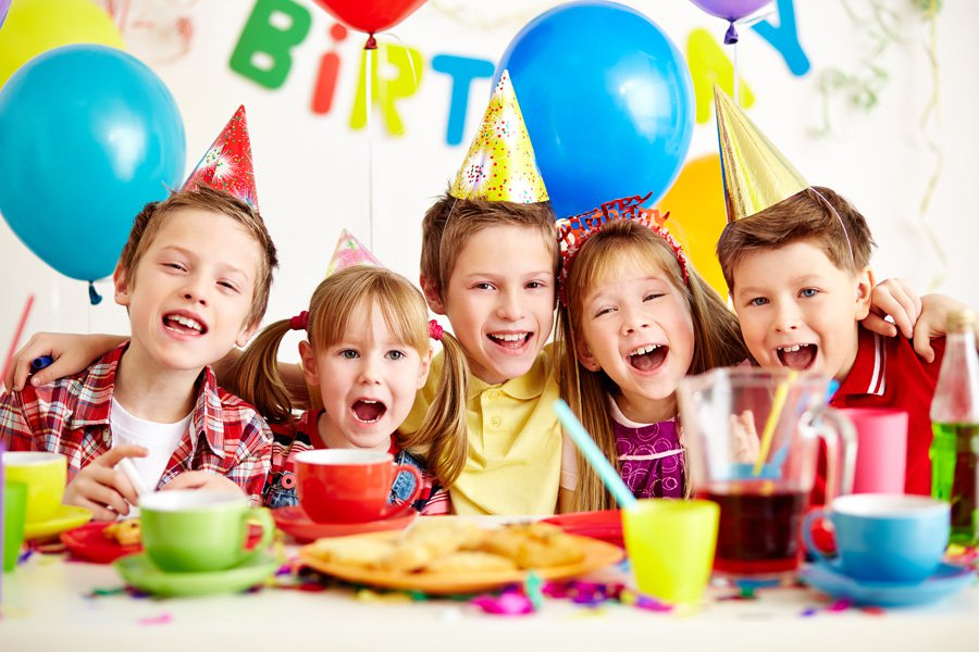 5 советов по проведению детского праздника в домашних условиях