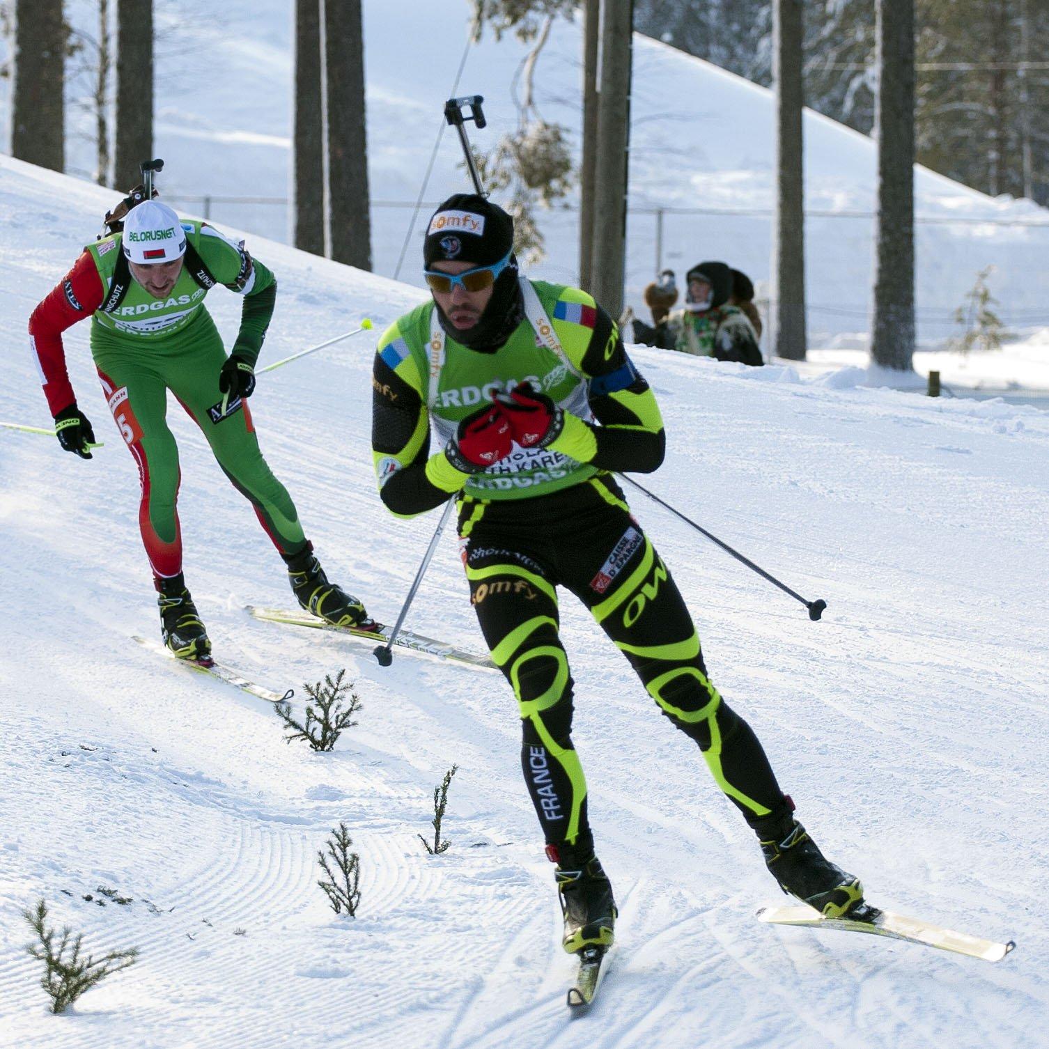 Прямая трансляция: масс-старт на 15 километров у мужчин на Кубке мира по биатлону