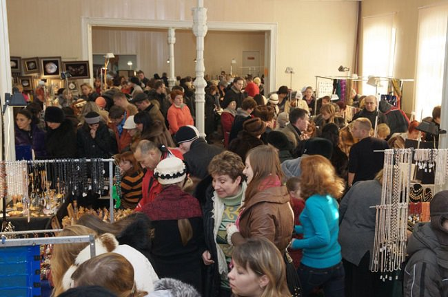 В последние дни января в Кирове пройдет выставка-ярмарка ювелирных изделий