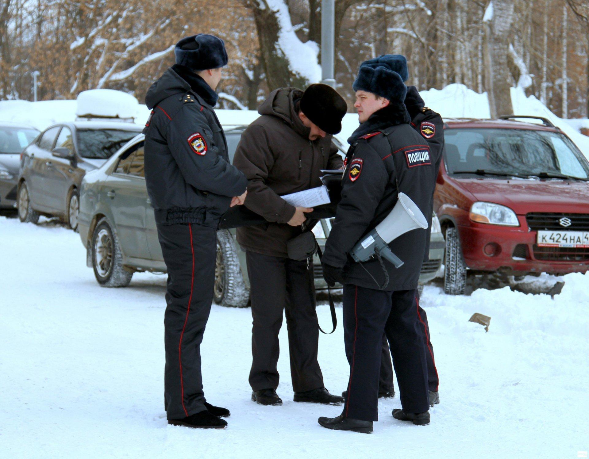 В «Олимп-Арене» в Кирово-Чепецке искали взрывное устройство