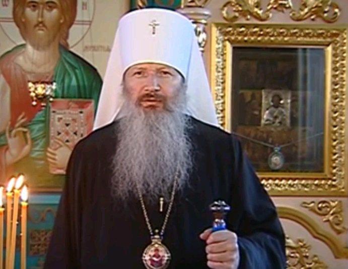 Рождество Христово: видео послания митрополита Вятского и Слободского Марка