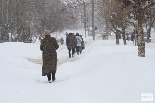 МЧС объявило метеопредупреждение: в Кирово-Чепецке ожидается резкое ухудшение погоды