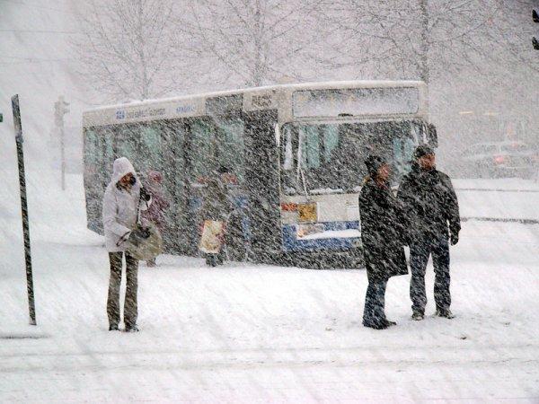 На следующей неделе в Чепецке будет снежно