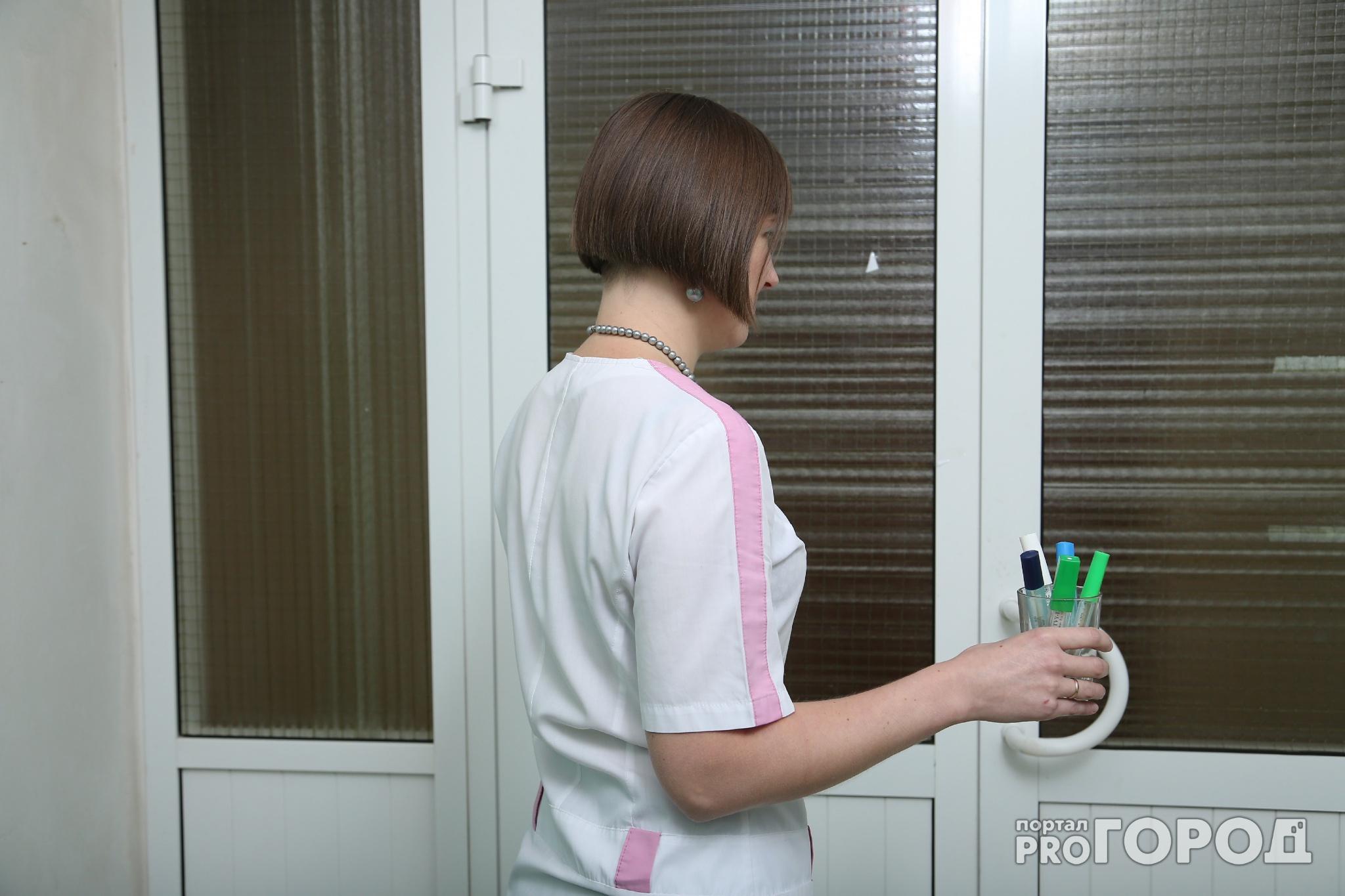 В детсаду Чепецка разбились 5 градусников: контейнер с термометрами упал сам собой