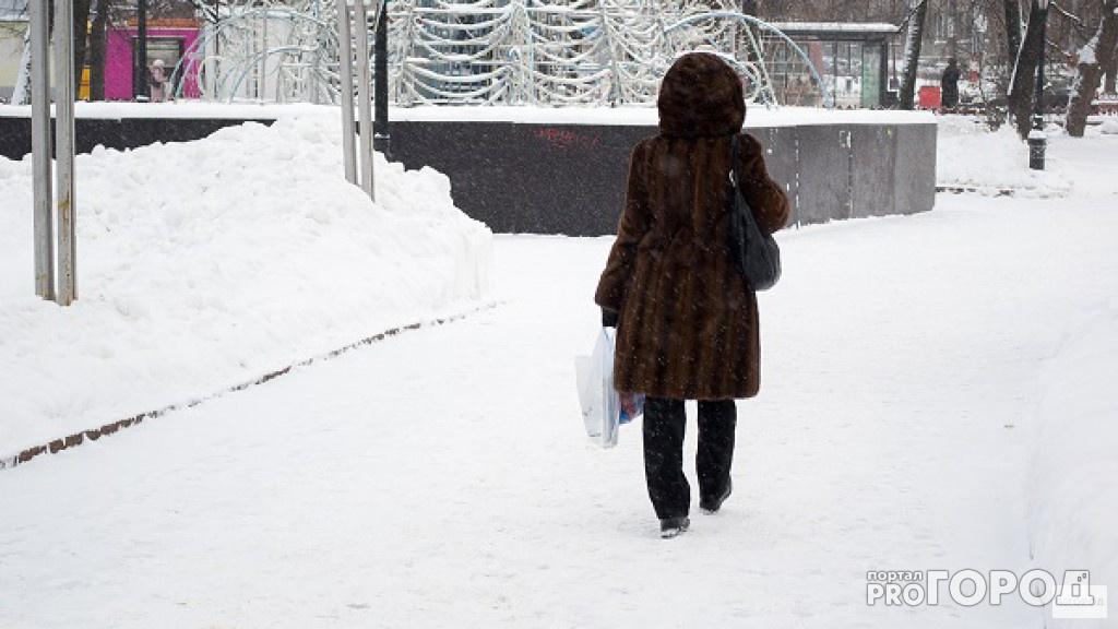 Прогноз погоды на неделю: в Чепецк возвращаются морозы